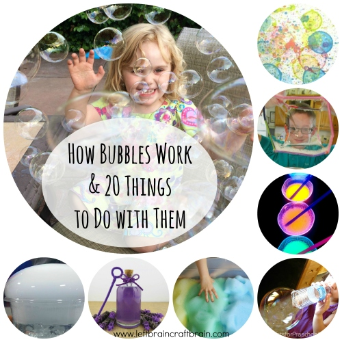 How Bubbles Work & 20 Things to Do With Them